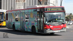 Scania N94UB Carsa CS40 City II - EMT 7043 (emilijoan_2) Tags: autobus autocar busfan instabus fotobusvalencia busspotter