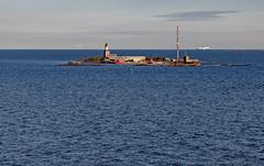 Helsinki, Finland (Ninara) Tags: gulfoffinland helsinki cruise finland sea island harmajanmajakka harmaja majakka luotsiasema lighthouse
