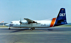 PH-DMO   Fokker F-50 [20103] (DLT) Munster-Osnabruck~D 07/05/1988 (raybarber2) Tags: 20103 airportdata cn20103 dutchcivil eddg filed flickr phdmo planebase propliner raybarber slide