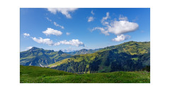 50 shades of... green ;-))) (rafaela.linn) Tags: austria bregenzerwald damuels mountains austrianalps