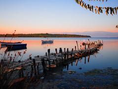 is it safe? (Just Ron ;)) Tags: boat turkey pier imageron sea ocean panasonic lumix