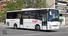 Iveco Crossway - HIFE 1971 (emilijoan_2) Tags: autobus autocar busfan instabus fotobusvalencia busspotter iveco crossway hife