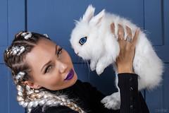 _MG_3340_web (Mikhail Lukyanov) Tags: girl beautiful portrait rabbit eyes