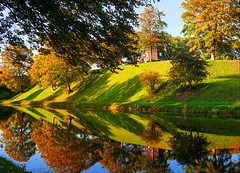 Autumn (MRCPH) Tags: a6500 alpha autumn angle beauty beautiful colours copenhagen colors color composition city denmark europe exposure europa environment flickr fall river water green red trees grass mirror tree reflection reflections mill holiday holidays image images københavn landscape light landscapes lights october sun sunset sunlight nature lines mirrorless mrcph ngc outdoor outside outdoors sony world photo photos picture pictures photography serene sample scenic scandinavia seascape travel travelling travels uwa ultra ultrawide vacation vacations zeiss 1670z