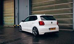 Volkswagen Polo 1.6 TDI R-Line (Rick Bruinsma) Tags: volkswagen polo 16 tdi rline wagenwerkplaats amersfoort vag stance oemplus oem