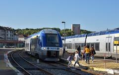Verdun Gare SNCF (std70040) Tags: verdun train station trainstation railwaystation dieseltrain