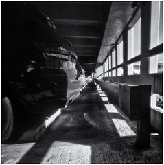 Fotografía Estenopeica (Pinhole Photography) (Black and White Fine Art) Tags: fotografiaestenopeica pinholephotography lenslesscamera camarasinlente lenslessphotography fotografiasinlente pinhole estenopo estenopeica stenopeika sténopé kodaktmax400exp2008 kodakd76 sanjuan viejosanjuan oldsanjuan puertorico bn bw niksilverefexpro2 lightroom3