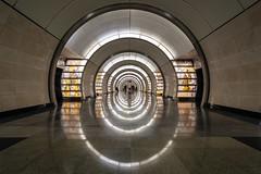 Underground (gubanov77) Tags: architecture urban city moscow russia sybway metro underground fonvizinskaya фонвизинская