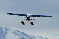 N326PC (John W Olafson) Tags: n326pc pa18 supercub bushplane piper alaska lakehood