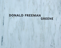 Donald Freeman Greene, 16D (George Neat) Tags: flight 93 united airlines ua93 shanksville stoystown somerset county national memorial september 11 2001 911 91101 neverforget rural country usa america remembrance monument georgeneat patriotportraits neatroadtrips outside pa pennsylvania laurelhighlands scenic scenery landscape wallofnames heroes donald freeman greene