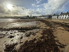 Anstruther late afternoon after the storm