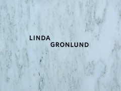 Linda Gronlund, 2A (George Neat) Tags: flight 93 united airlines ua93 shanksville stoystown somerset county national memorial september 11 2001 911 91101 neverforget rural country usa america remembrance monument georgeneat patriotportraits neatroadtrips outside pa pennsylvania laurelhighlands scenic scenery landscape wallofnames heroes linda gronlund
