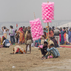 Kumbh Mela 2019 (Eye on India) Tags: india hindu hinduism festival puja travel people worship kumbh mela kumbhmela