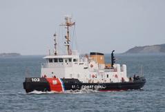 USCGC Mobile Bay WTGB-103 (jelpics) Tags: uscgcmobilebaywtgb103 wtgb103 103 coastguard uscoastguard uscg tug tugboats icebreaker boat boston bostonharbor bostonma harbor massachusetts ocean port ship sea vessel