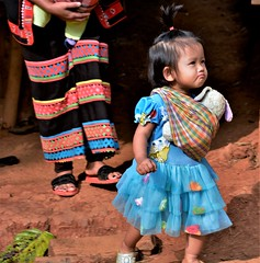 Just Like Mommy (rlt64) Tags: children cultures travel thailand