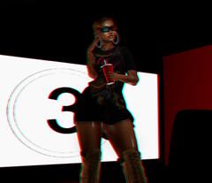 #00107 3D (Shopaholics Anonymous) Tags: lisawalker pinkunicorn pseudo phedora november stun secondlife secondlifeblog secondlifefashion