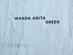 Wanda Green, Flight Attendant (George Neat) Tags: flight 93 united airlines ua93 shanksville stoystown somerset county national memorial september 11 2001 911 91101 neverforget rural country usa america remembrance monument georgeneat patriotportraits neatroadtrips outside pa pennsylvania laurelhighlands scenic scenery landscape wallofnames heroes wanda anita green