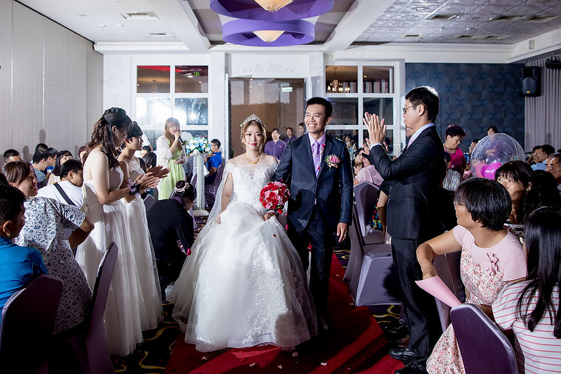 婚禮攝影 [嘉航❤宛容] 結婚之囍@嘉義小原婚宴餐廳