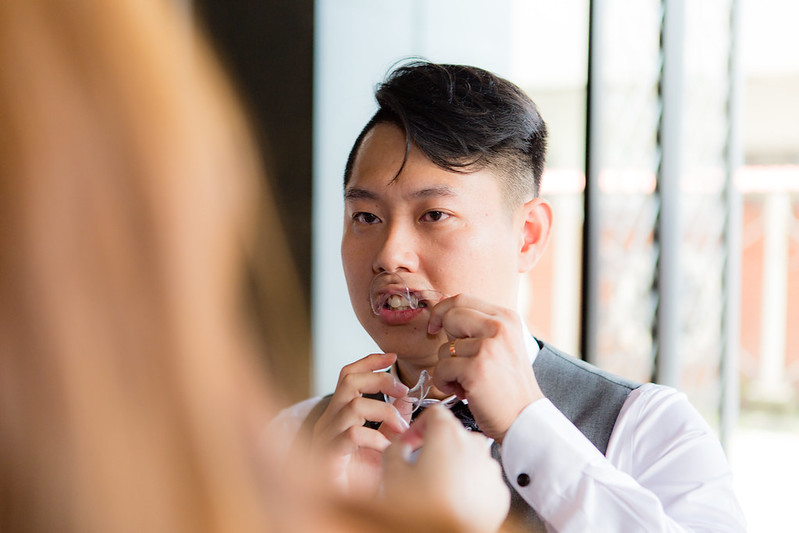 [婚禮攝影] 哲甫 & 婷茹 晶綺盛宴珍珠廳 | 迎娶午宴 | 當日精華