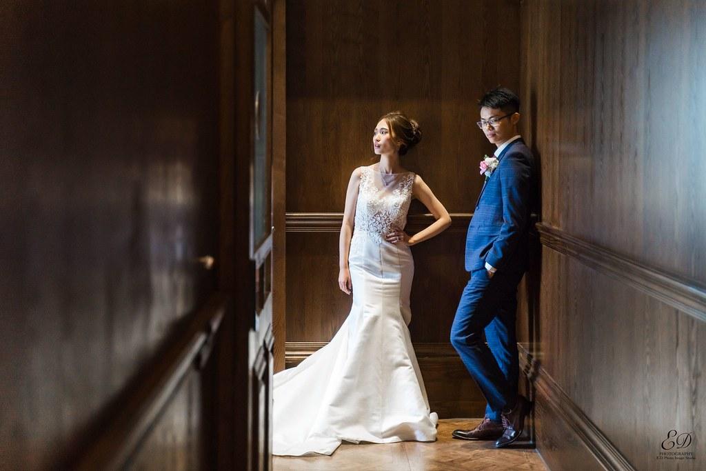 [高雄婚攝] Howard&Wei 婚禮紀錄|老新台菜
