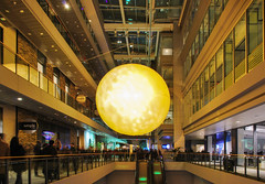 Nuit Blanche 2019 (Marcanadian) Tags: toronto ontario canada downtown nuit blanche 2019 art white night october autumn fall design mars building