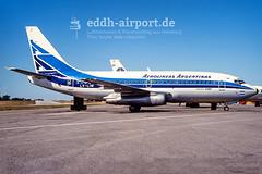 Aerolineas Argentinas, LV-LIW (timo.soyke) Tags: aerolineasargentinas lvliw boeing b737 b737200 aircraft jet plane airplane flugzeug