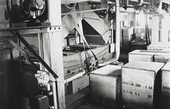 Bushells Tea Factory, Sydney, 1936-1937 (State Library of New South Wales collection) Tags: bushells tea manufacturing sydney 1930s coffee workers harrington atherton street therocks kismet wylde demolished houses