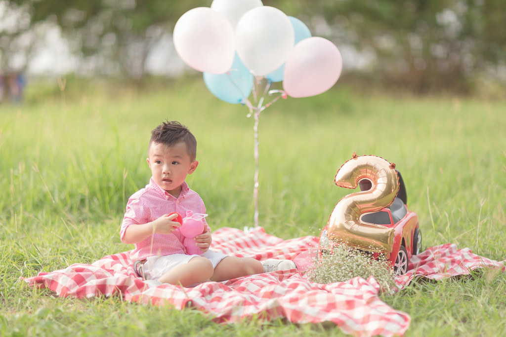 台南兒童寫真|必拍最萌的野餐主題風格|愛情街角Love Corner