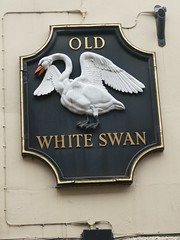 Pub Sign - Old White Swan, Goodramgate, York 190912 2 (maljoe) Tags: pubsigns pubsign publichouse pub pubs inn inns tavern taverns york northyorkshire