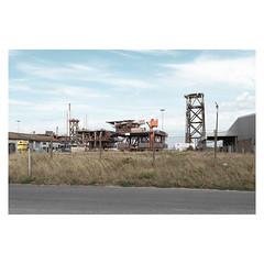 Dismantled (John Pettigrew) Tags: lines yarmouth d750 nikon decay frnces industrial decom mundane documentary urban imanoot angles topographics rigs tamron great johnpettigrew banal