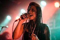 (Fernando Crego) Tags: metal metalband minddriller minddrillerband metalindustrial industrial aquelarre fest murcia live concert concierto rock nikon d850 50mm