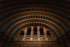 Natural History Museum (Pietro__c) Tags: naturalhistorymuseum london museum kensington england architecture architecturephotography arc edificio travelling symmetry palazzo londra building nikon nikond7200 nikkor nikkor1855mm