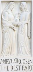 The Best Part (Lawrence OP) Tags: martha mary saints nationalshrine washingtondc immaculateconception basilica