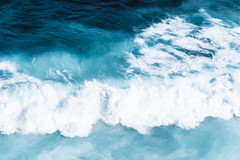 Seascape (E.Chiereguini) Tags: red blue sea waves water foam green nature ocean breaking