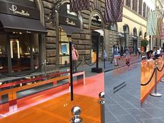 MARANGONI Firenze Pitti 2019 (setupallestimenti) Tags: sfilata scenografia marangoni firenze pitti giugno 2019