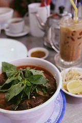 Braised Beef Noodles 📍Phnom Penh, Cambodia . . . #fujifilm #fujifilmxt30 #mirrorlesscamera #mirrorlessphotography #foodie #foodphotography #khmer #phnompenh #cambodia #backpackinglife #backpacker (pml.dctr) Tags: fujifilm fujifilmxt30 mirrorlesscamera mirrorlessphotography foodie foodphotography khmer phnompenh cambodia backpackinglife backpacker