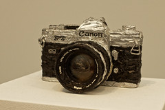 Canon, Bertrand Lavier, 1981 279/365 2019