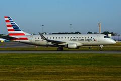 N439YX (American Eagle - Republic Airlines) (Steelhead 2010) Tags: americanairlines americaneagle embraer nreg yul republicairlines emb175 n439yx