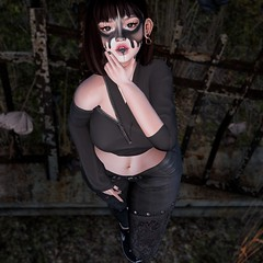 TOXICITY (Aphrodite000100) Tags: blogging blog sl secondlife trend event vanity eclipse shopping