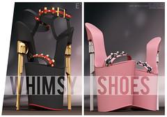 [Enchante'] x FaMESHed X (.Ensorcelante | Enchanté.) Tags: legacy heels maitreya belleza enchante