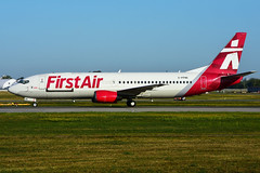 C-FFNC (FirstAir) (Steelhead 2010) Tags: firstair boeing b737 b737400 yul creg cffnc