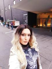 Stefania Visconti (Stefania Visconti) Tags: stefania visconti attrice modella actress model arte artista artist spettacolo performer transgender travesti tgirl ladyboy crossdresser italian