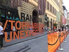 MARANGONI Firenze Pitti 2019 (setupallestimenti) Tags: sfilata marangoni firenze pitti giugno 2019