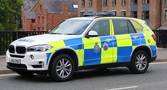 LJ66 EXB (Ben - NorthEast Photographer) Tags: durham constabulary police city centre bmw x5 arv armed response vehicle afo ctfo firearms rpu roads policing unit cleveland cdsou specialist operations miners gala 2019 protection prevent 66plate lj66 exb lj66exb