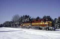 Winter Wonderland (ac1756) Tags: wisconsincentral wcl otiac wc kinross michigan gp382 2006 emd