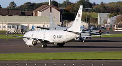 168755 (PrestwickAirportPhotography) Tags: egpk prestwick airport usn united states navy boeing p8 poseidon 168755 nas whidbey island