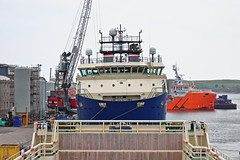 Grampian Sceptre (Iain Maciver SY) Tags: aberdeen scotland marine maritime nautical supplyvessel psv ship vessel boat port harbour grampiansceptre grampian northstar northstarshipping cargo oil oilindustry