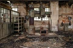 veb (Captured Entropy) Tags: rotten urbex marode alt old abandoned lost places canon germany verlassen desolate forgotten exploring derelict rust ruin factory urbanexploration
