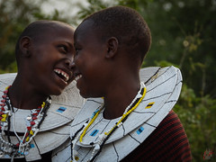 MAASAI SMILES (eliewolfphotography) Tags: maasai maasaitribe people smile smiling tribe tanzania africa portraits laughter african travel adventure