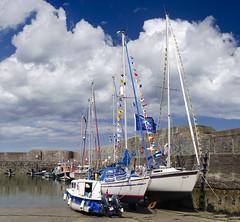 Photo of portsoy boat festival